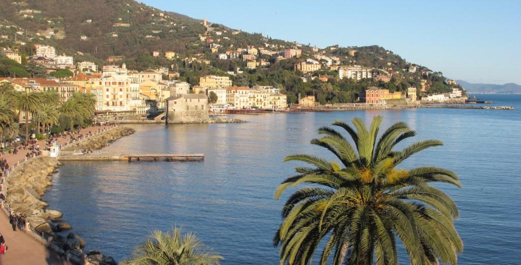 The City of Rapallo