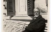 W. B. YEATS Rapallo (www.irishstudies.emory.edu)